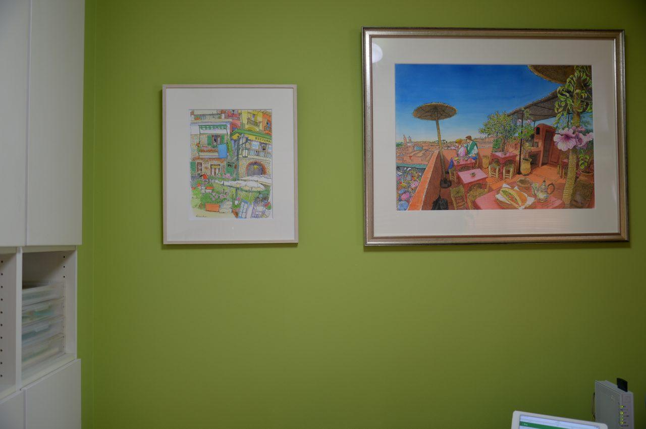 「リタとリモの家」を飾ってみた_1