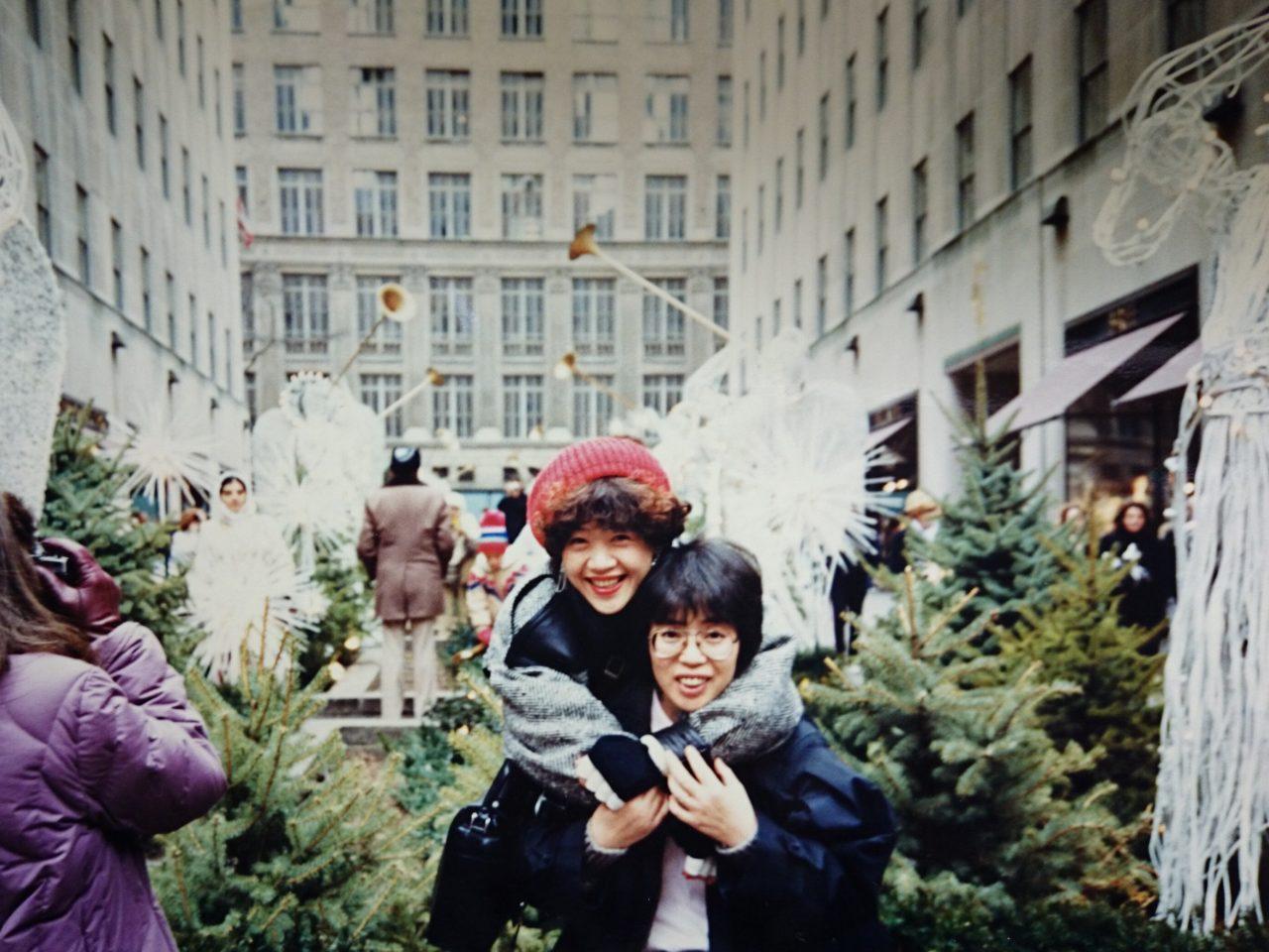 30年前のニューヨーク旅行