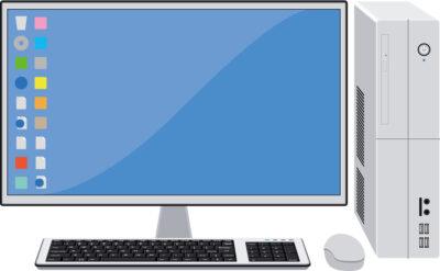 デスクトップパソコンのイメージ