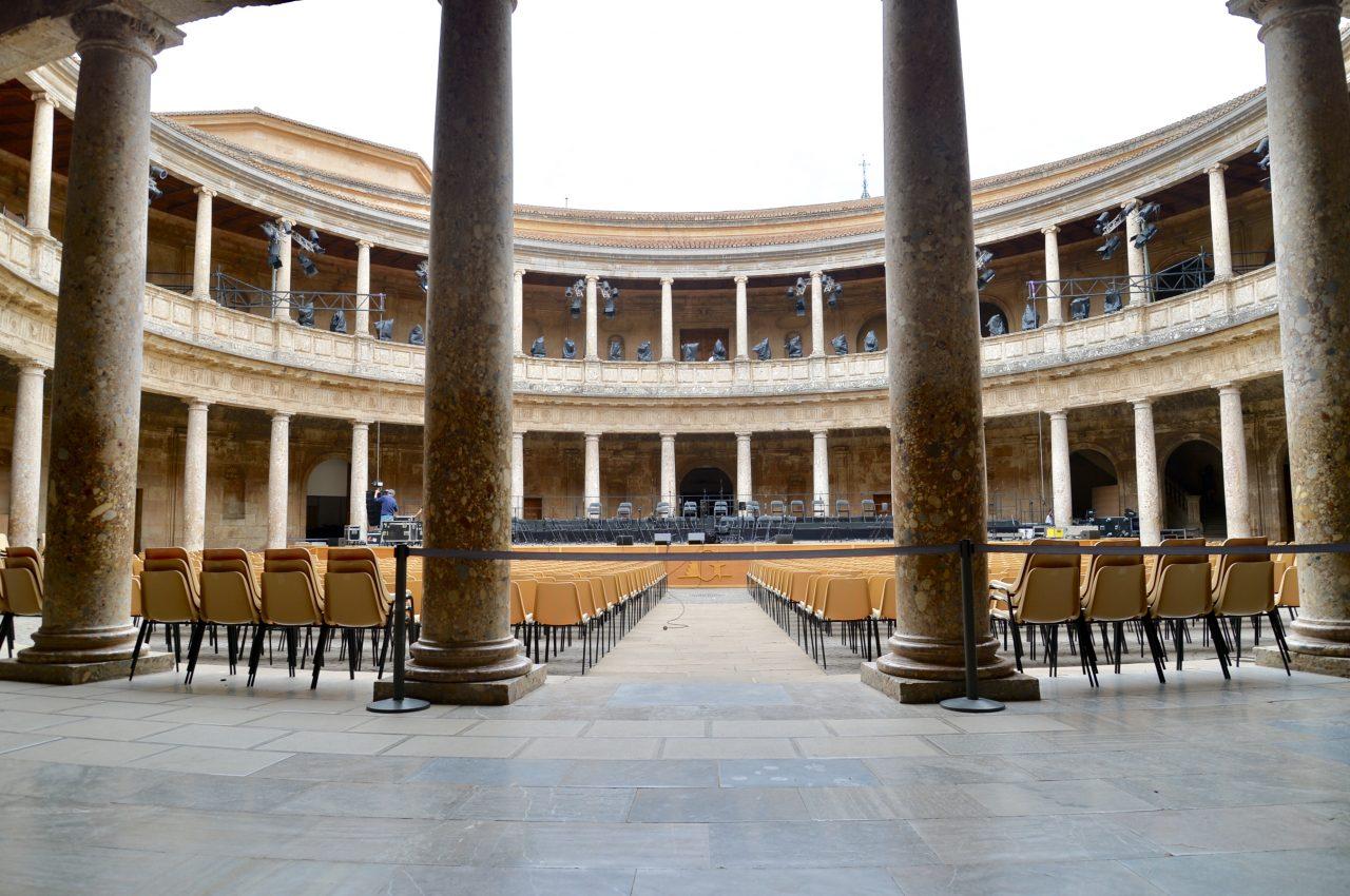 アルハンブラ宮殿(カルロス5世宮殿)-IMG_9892
