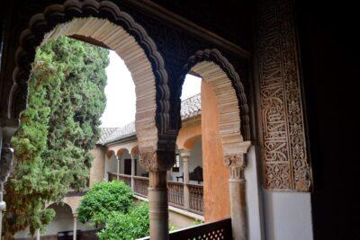 アルハンブラ(ナスル宮殿)-IMG_9971