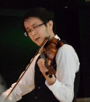 吉田篤(ヴァイオリン)-i