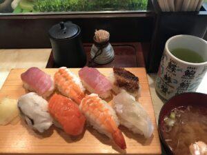 助寿司のにぎり1人前