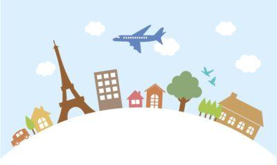 海外旅行のイメージ-i