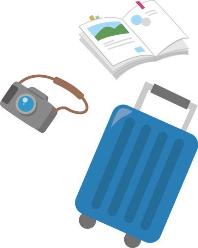 海外旅行のイメージアイコン