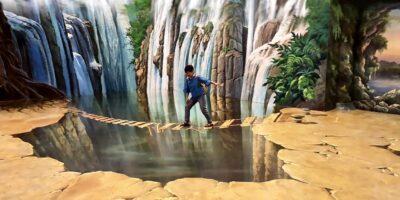 Art in Paradiseの1シーン-i