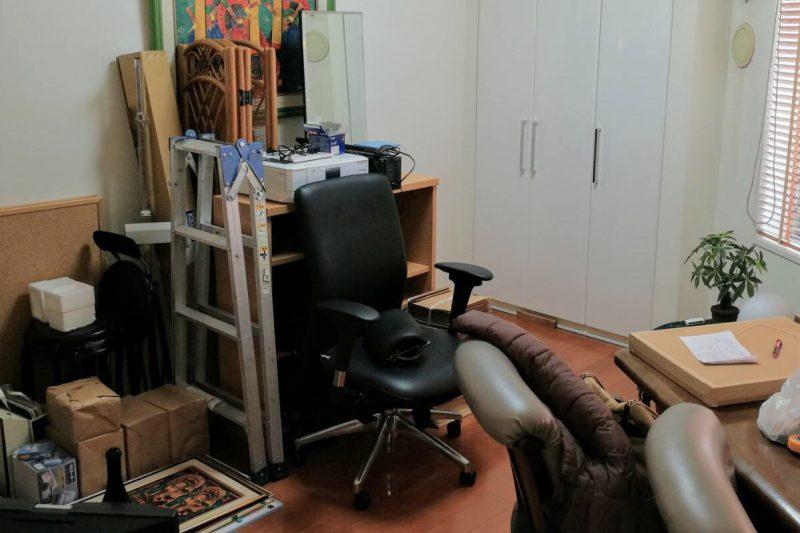 不用品回収してもらった家具など
