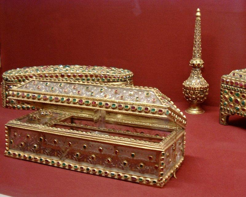 トプカプ宮殿-宝石箱
