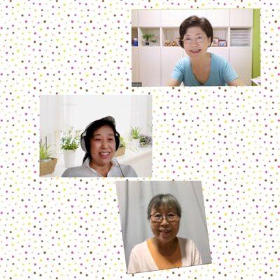 8月6日のwebサロン参加者