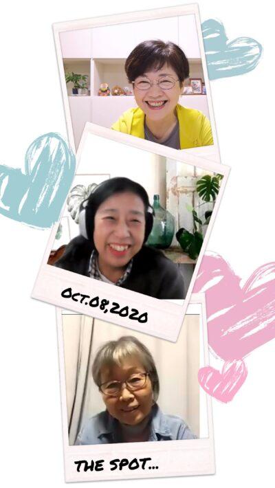 10月8日のwebサロン参加者