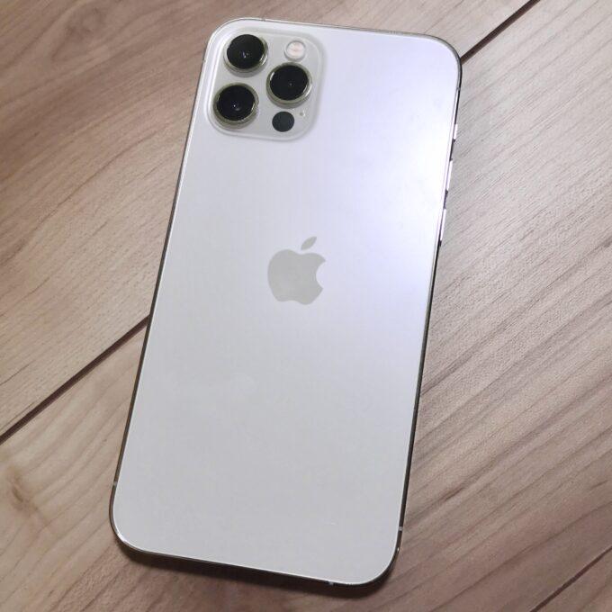 iPhone12pro(裏側)