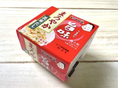 おかめ納豆のまろやか旨味ミニ3(外観)