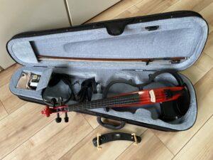 Pretorioエレクトリックバイオリン(SV-500)の開梱-5